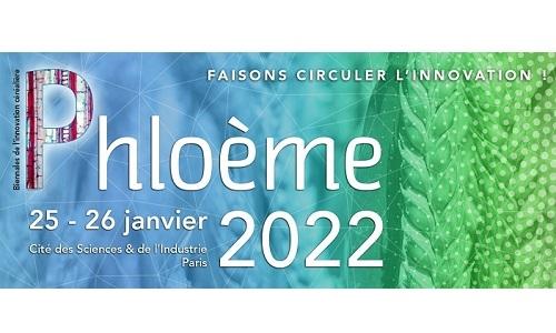 Phloeme 2022 - Appel à communication : le site de soumissions est ouvert